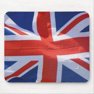 Bandera patriótica de Gran Bretaña, Union Jack, Alfombrilla De Ratón