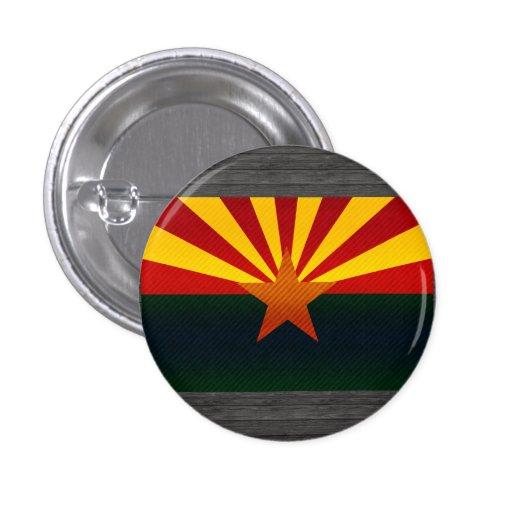 Bandera pelada moderna del Arizonan Pins