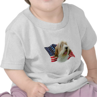 Bandera pequena de Griffon Vendéen 2 del Camiseta