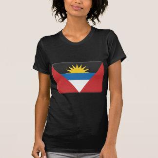Bandera PERSONALIZE.pdf de Antigua Barbuda Camiseta