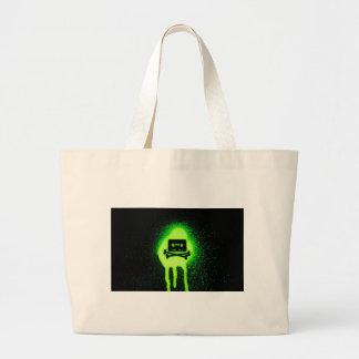 Bandera pirata del casete - GeekShirts Bolsa De Mano