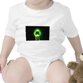 Bandera pirata del casete - GeekShirts Trajes De Bebé
