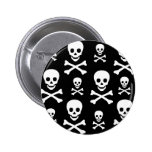 Bandera pirata del cráneo N Pin