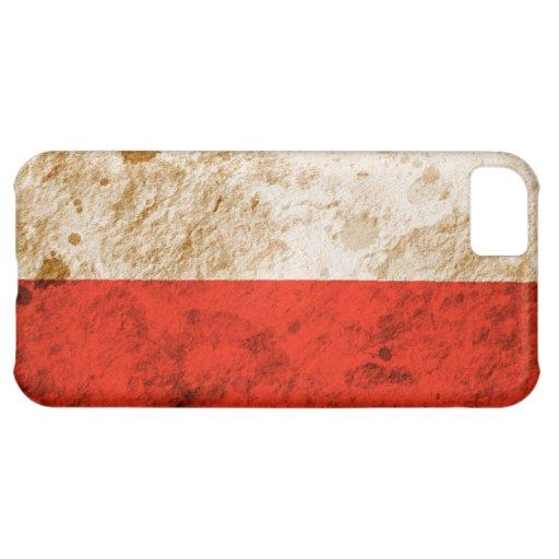 Bandera polaca rugosa