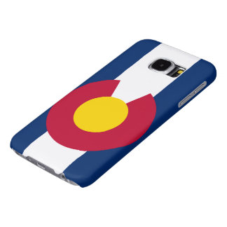 Bandera popular de Colorado Fundas Samsung Galaxy S6