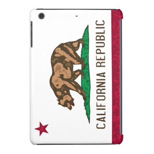 Bandera popular de la república de California de Funda Para iPad Mini Retina