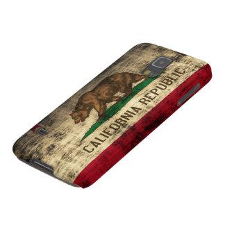 Bandera popular de la república de California del Fundas De Galaxy S5