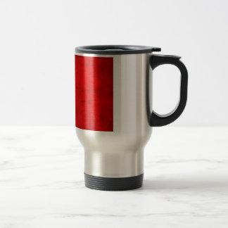 Bandera portuguesa taza de café