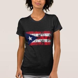 Bandera puertorriqueña del orgullo t-shirts