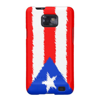 Bandera puertorriqueña samsung galaxy s2 funda