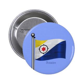 Bandera que agita de Bonaire Pin