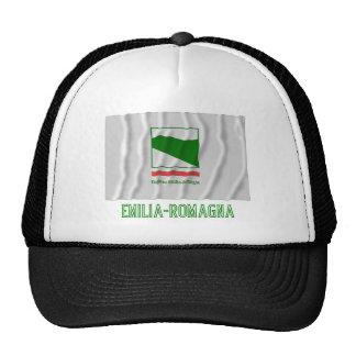 Bandera que agita de Emilia-Romagna con nombre Gorras De Camionero