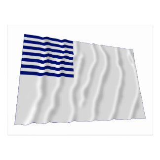 Bandera que agita de Forster Postal