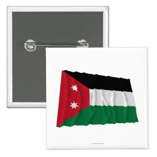 Bandera que agita de Iraq (1924-1958) Pins