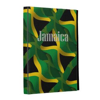 Bandera que agita de Jamaica
