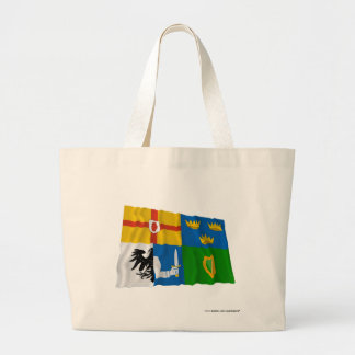 Bandera que agita de la Cuatro-Provincia Bolsa De Mano