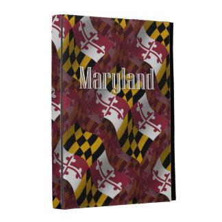 Bandera que agita de Maryland