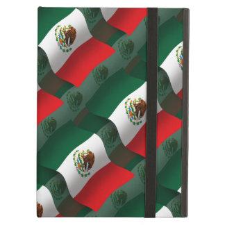 Bandera que agita de México