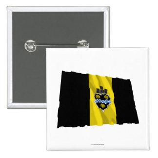 Bandera que agita de Pittsburgh Pins
