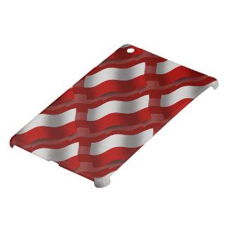 Bandera que agita de Polonia iPad Mini Cobertura