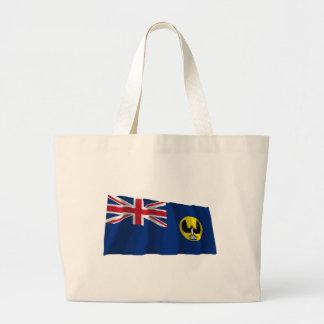 Bandera que agita del sur de Australia Bolsas