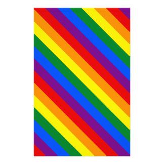 Bandera rara del orgullo del transporte LGBTQ de l Papeleria De Diseño