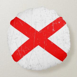 Bandera rascada y rasguñada de Irlanda del Norte
