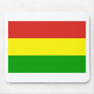bandera rastafarian alfombrillas de ratones
