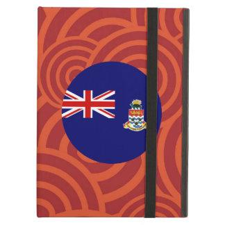 Bandera redonda de las Islas Caimán