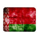 Bandera resistida de Bielorrusia Iman