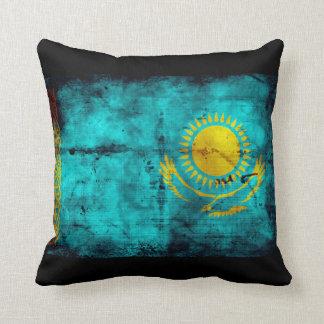 Bandera resistida de Kazajistán Almohadas
