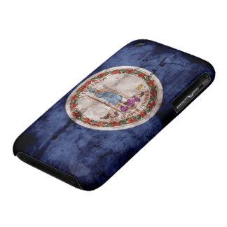 Bandera resistida de Virginia Case-Mate iPhone 3 Protector