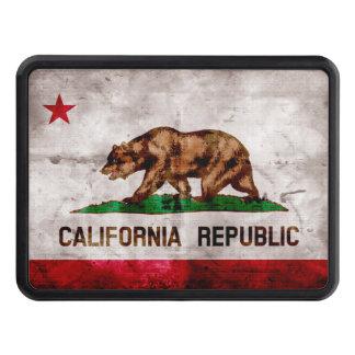 Bandera resistida del estado de California del Tapas De Remolque