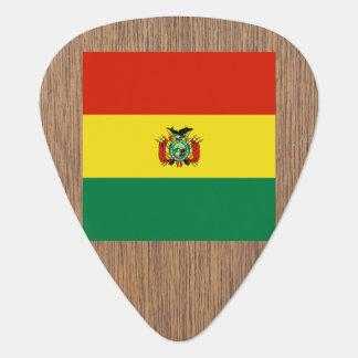 Bandera retra de Bolivia Plectro