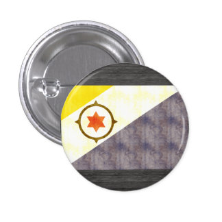 Bandera retra de Bonaire del vintage Pin