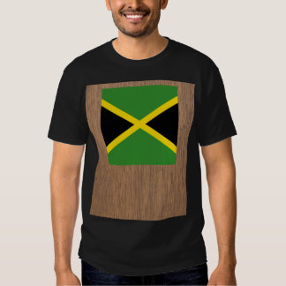 Bandera retra de Jamaica Playeras