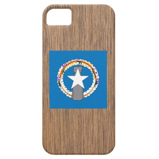 Bandera retra de Northern Mariana Islands Funda Para iPhone 5 Barely There