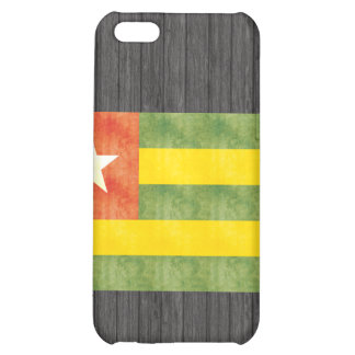 Bandera retra de Togo del vintage