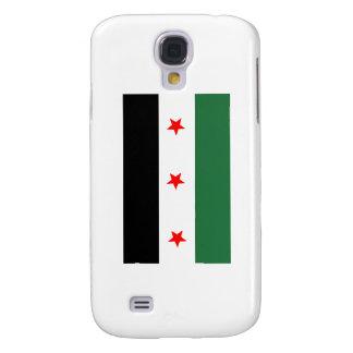 Bandera revolucionaria siria funda para galaxy s4