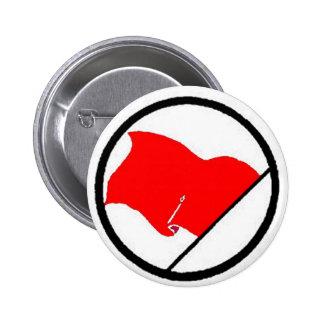 Bandera roja pin