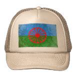 Bandera Romani Gorro De Camionero