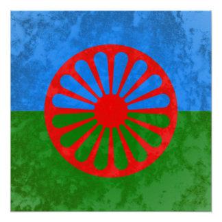 Bandera Romani Perfect Poster