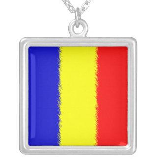 Bandera rumana grímpola