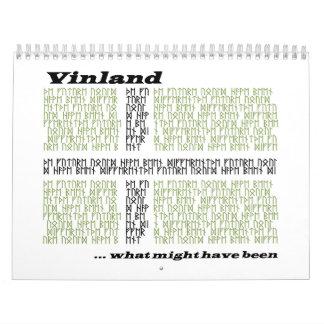 Bandera rúnica de Vinland - qué pudo haber sido Calendarios De Pared