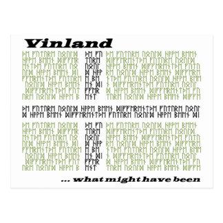 Bandera rúnica de Vinland - qué pudo haber sido Postal