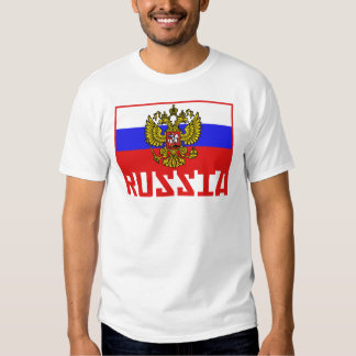 Bandera rusa poleras