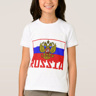 Bandera rusa remera