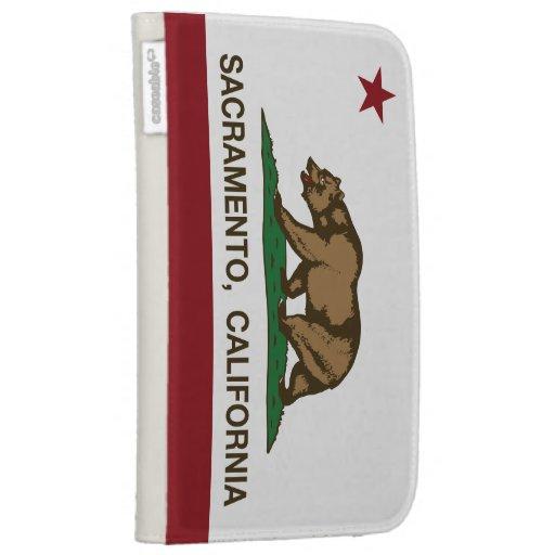 bandera Sacramento de California
