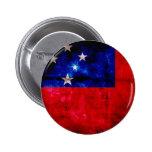 Bandera samoana pin