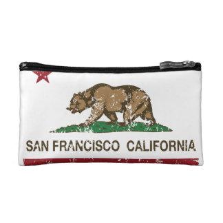 Bandera San Francisco del estado de California